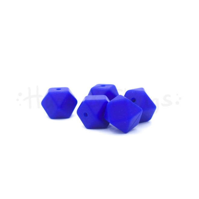 Mini-Hexagon - Royal Blue