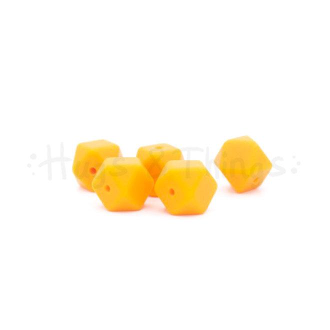 Mini-Hexagon - Mandarijn