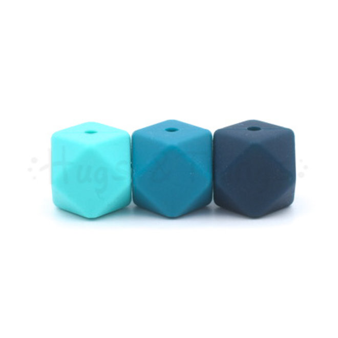 19 mm - Turquoise