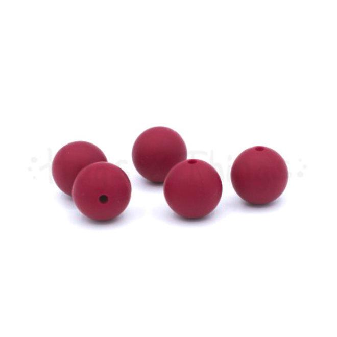 15 mm - Wijnrood