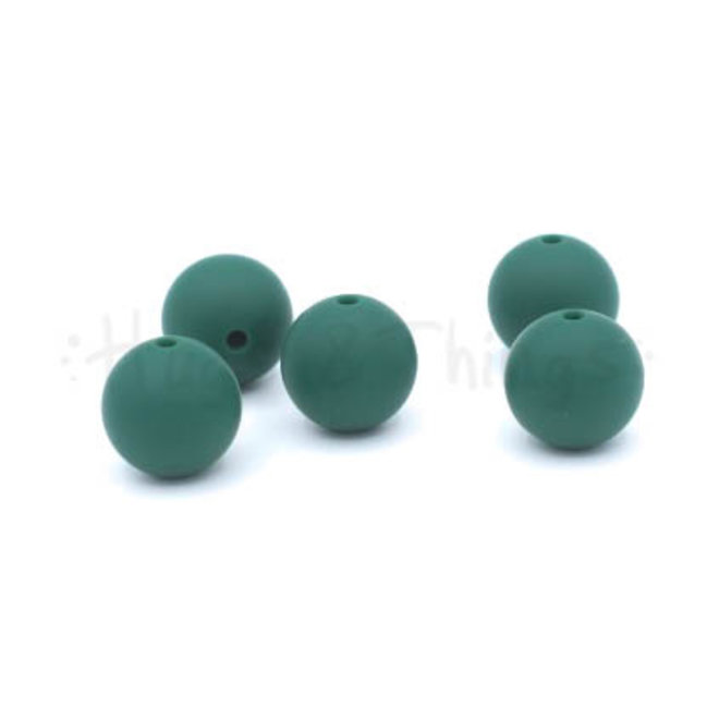15 mm - Forest Green