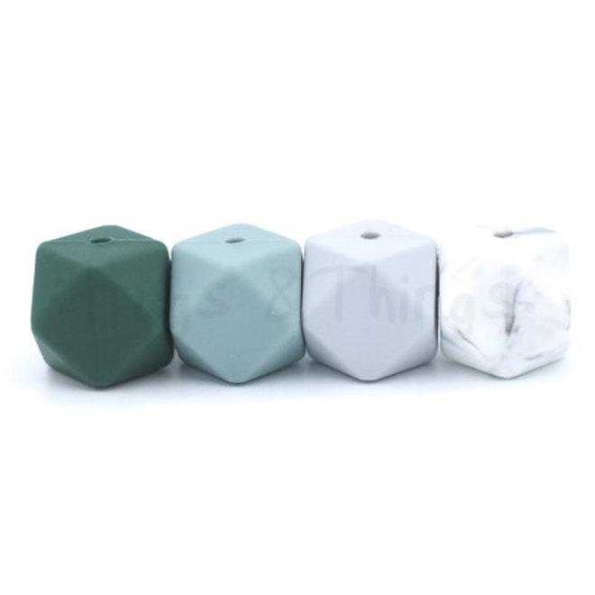 Mini-Hexagon - Marble