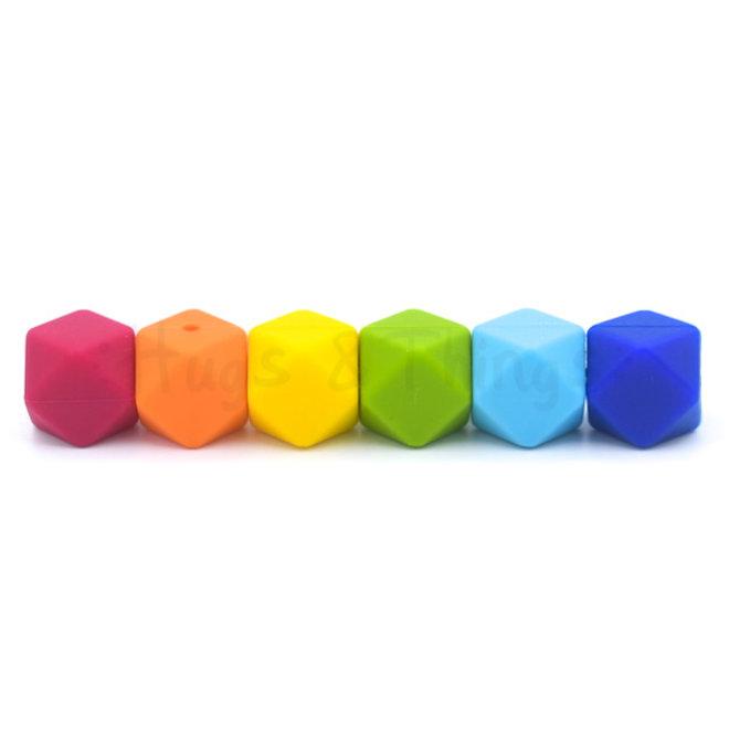 Mini-Hexagon - Oranje