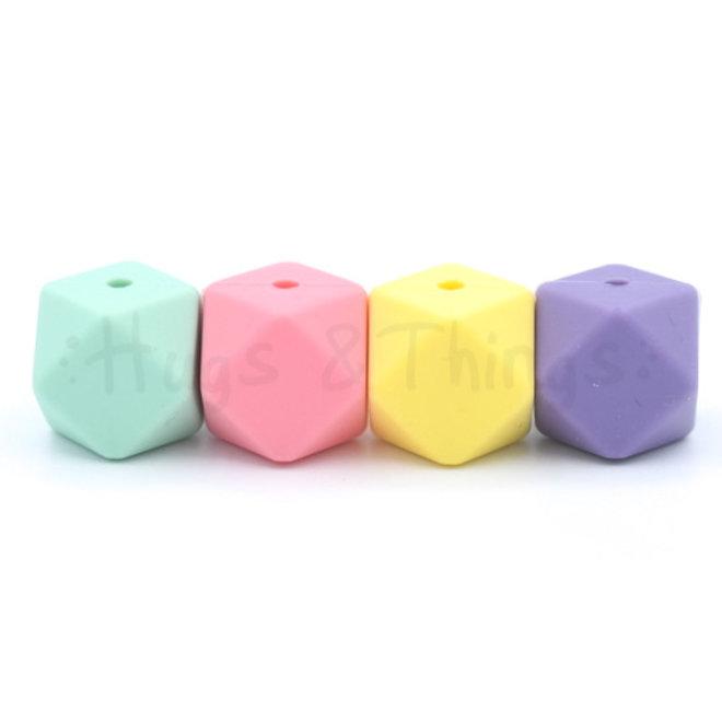 9 mm - Mintgroen