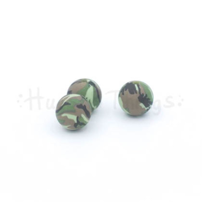 Kraal met camouflageprint - 12 mm