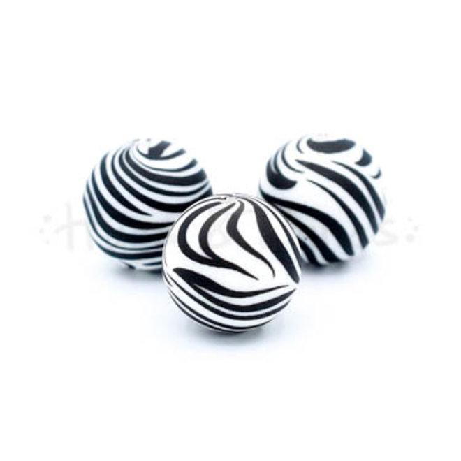 Zebra - 19 mm