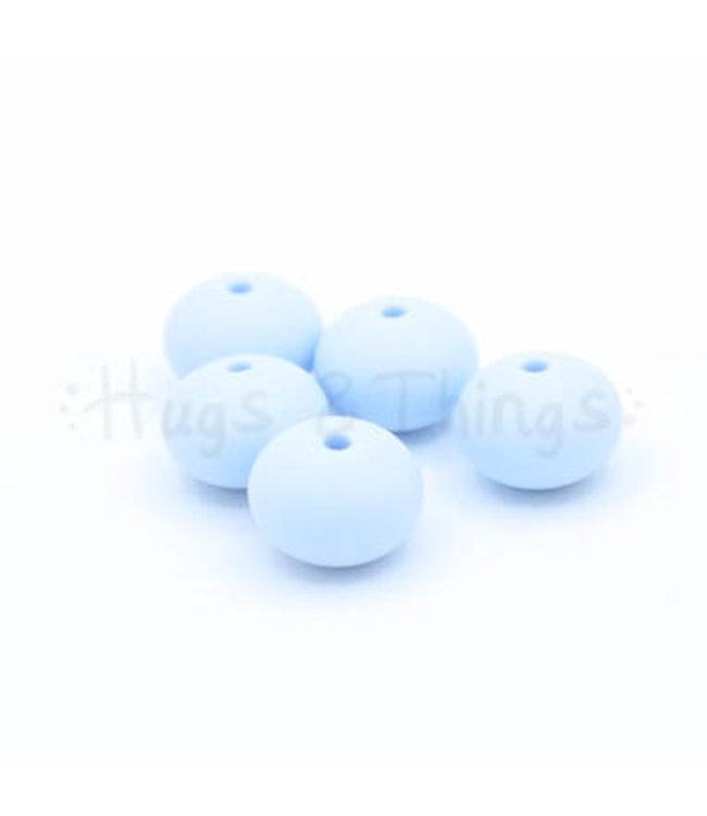H&T Lampion - Poederblauw