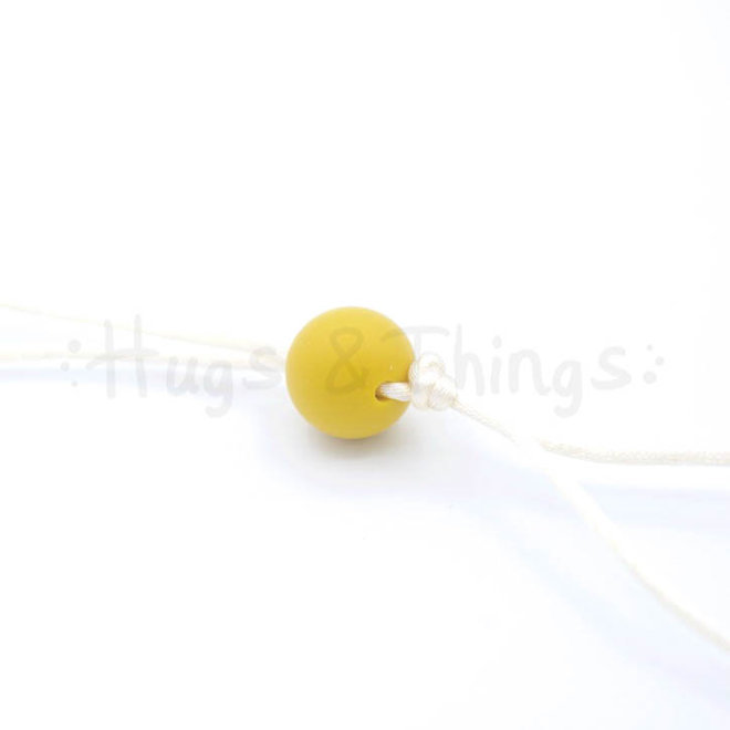 Kraal met splitsing - Crème