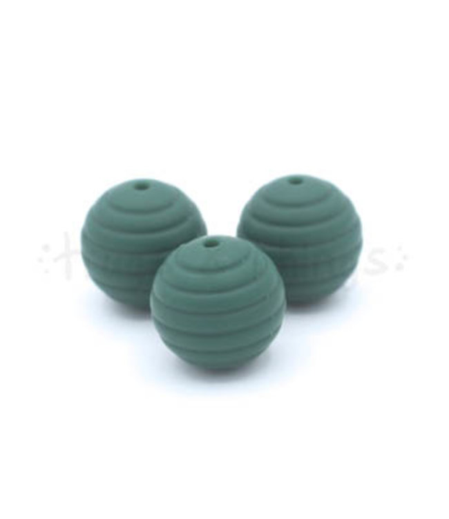 H&T Ribbelkraal 18mm - Forest Green
