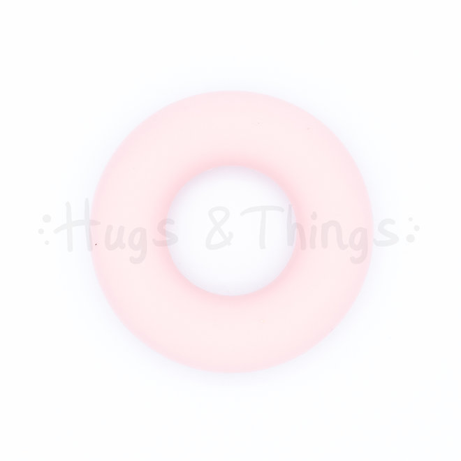 Kleine Ring - Zachtroze