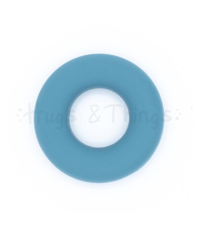 H&T Kleine Ring - Arctic Blue