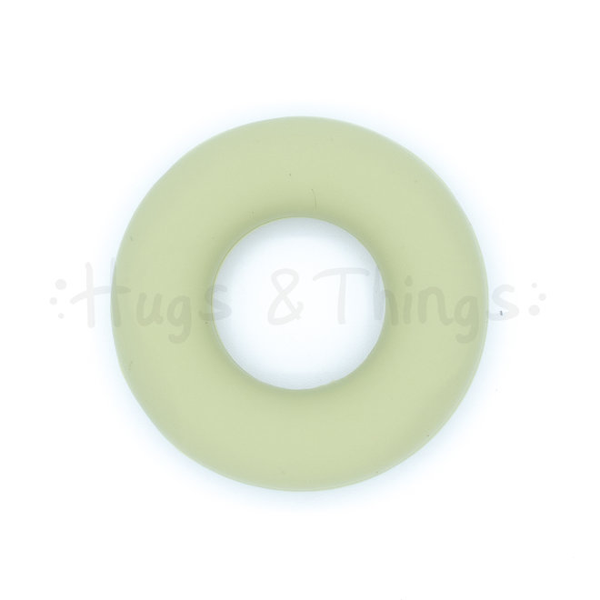 Kleine Ring - Vergrijsd Groen