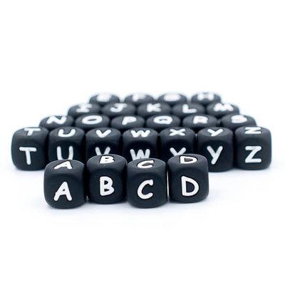 Zwarte letterkralen