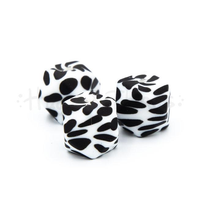 Dalmatiër - Hexagon 17mm