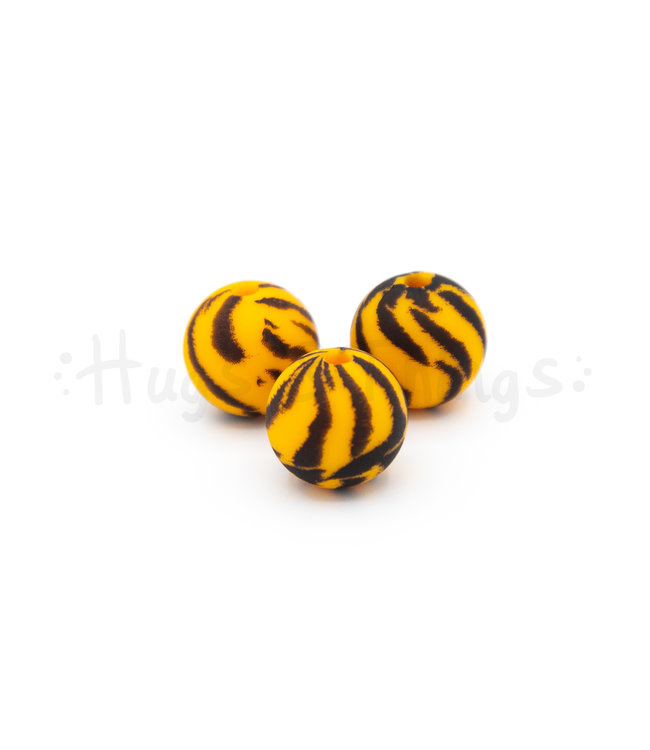 H&T Kraal met tijgerprint - 12 mm