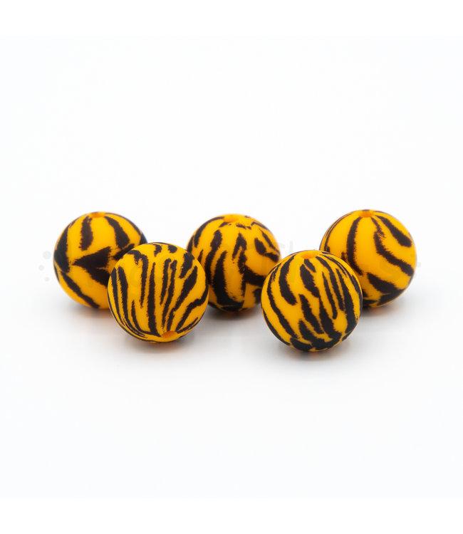 H&T Kraal met tijgerprint - 15 mm