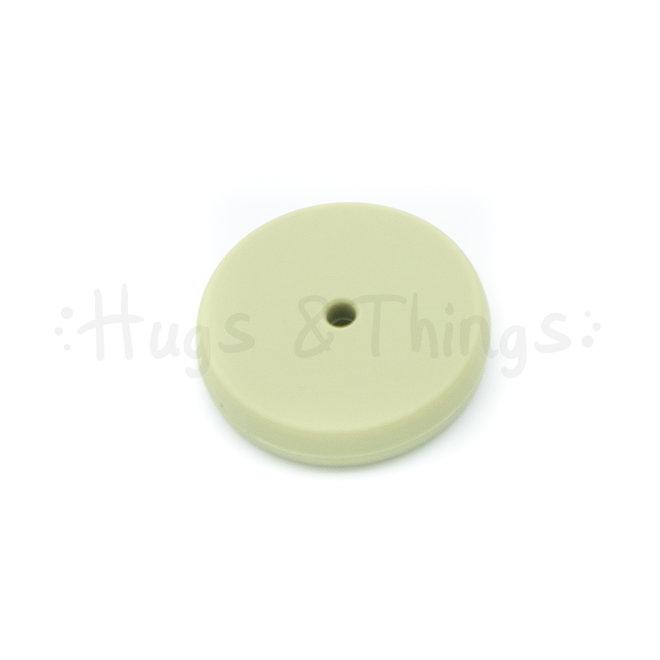 Disc - Vergrijsd Groen