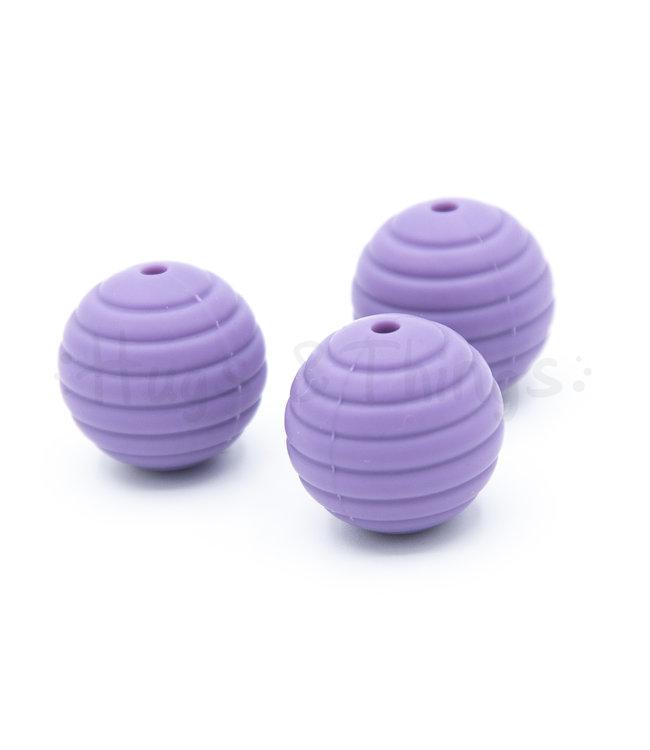 H&T Ribbelkraal 18mm - Lavendel