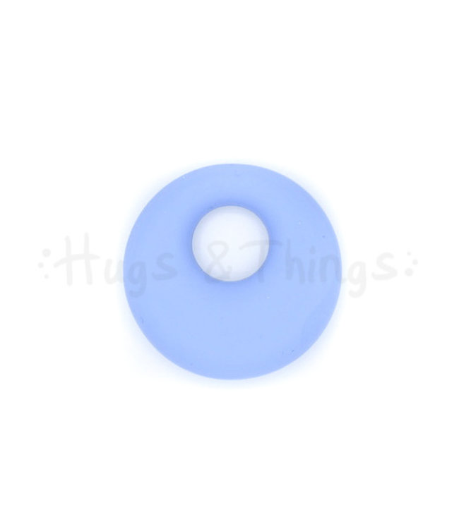 Ronde Bijthanger - Korenbloemblauw