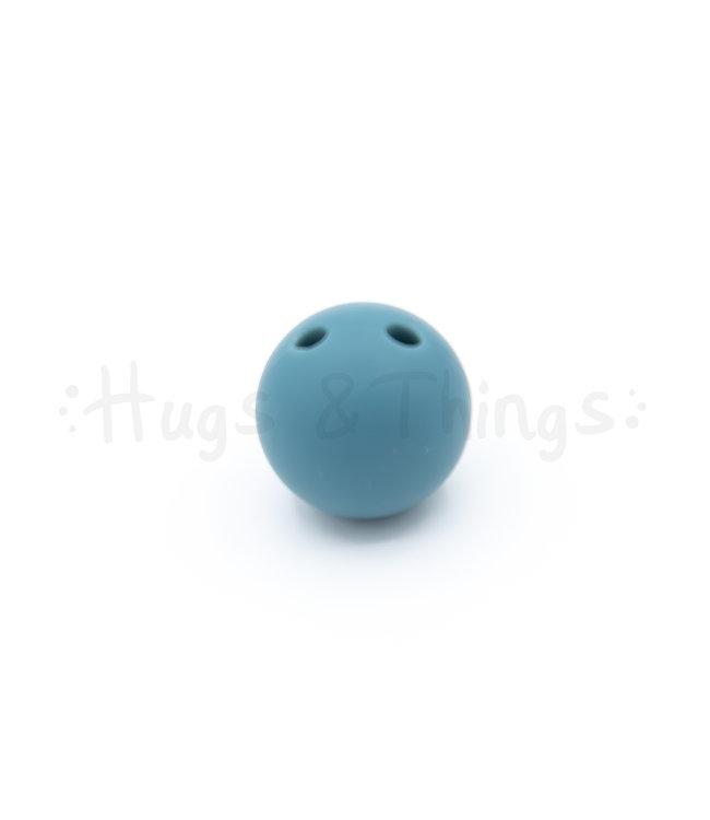 H&T Kraal met splitsing - Arctic Blue