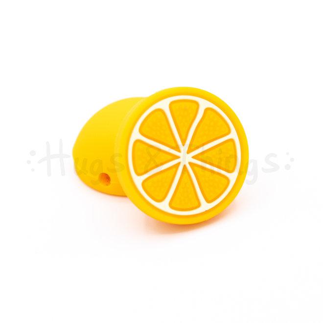 Kraal in de vorm van een halve sinaasappel