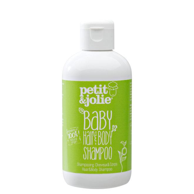 Petit&Jolie - Hair and Body Shampoo 200ml
