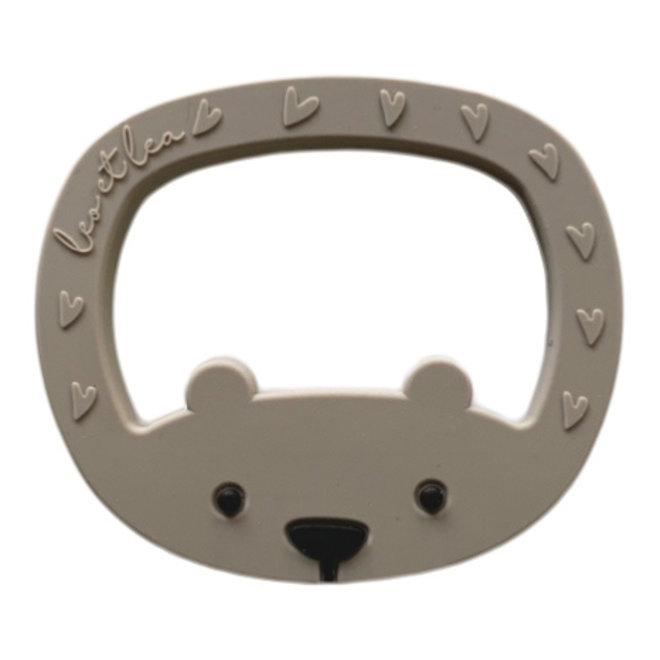 Bijtring - Bear Taupe