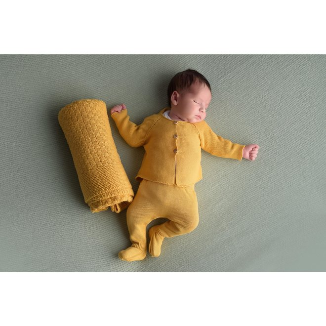 Newbornpakje - Oker