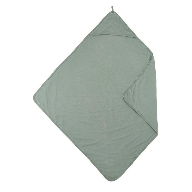 Badcape Basic Jersey 80x80 - Stone Green
