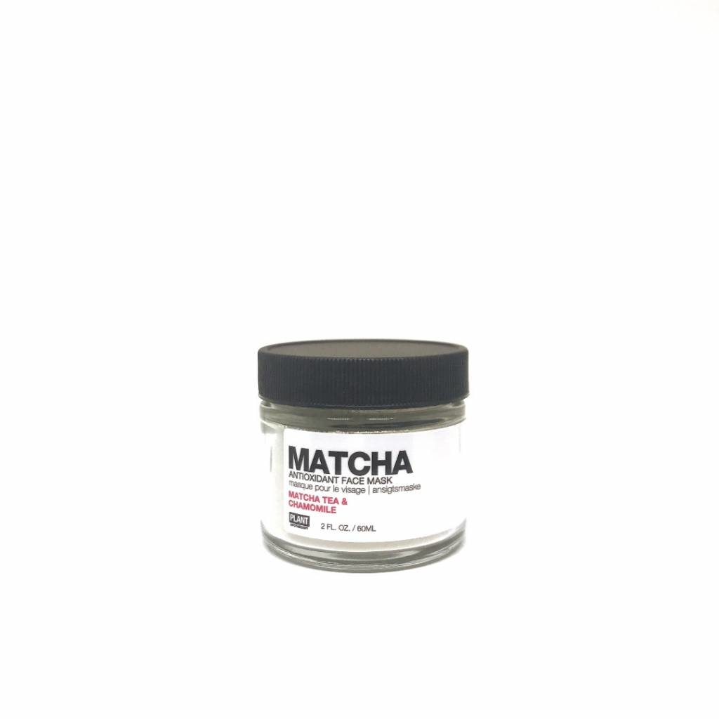 Matcha Face Mask, Plant Apothecary