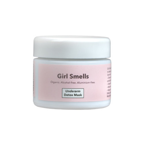 Girl Smells Underarm Detox Mask