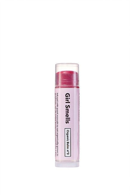 Girl Smells lipbalm