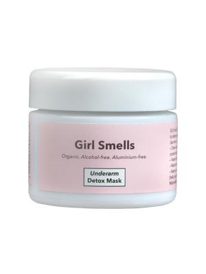 Under Arm Detox Mask Girl Smells