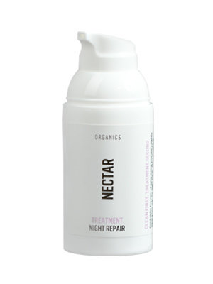Nectar Organics Night Repair Treatment