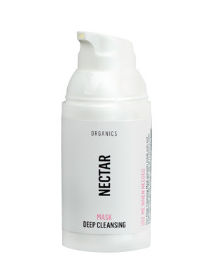 Nectar Organics Deep Cleansing Mask