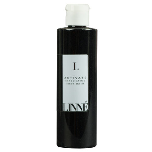 Linné Botanicals Activate Exfoliating Body Wash