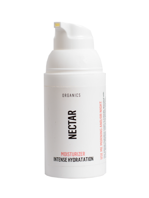 Nectar Organics Intense Hydration Moisturizer