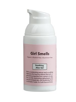 Soothing Aloe Vera Gel - Girl Smells