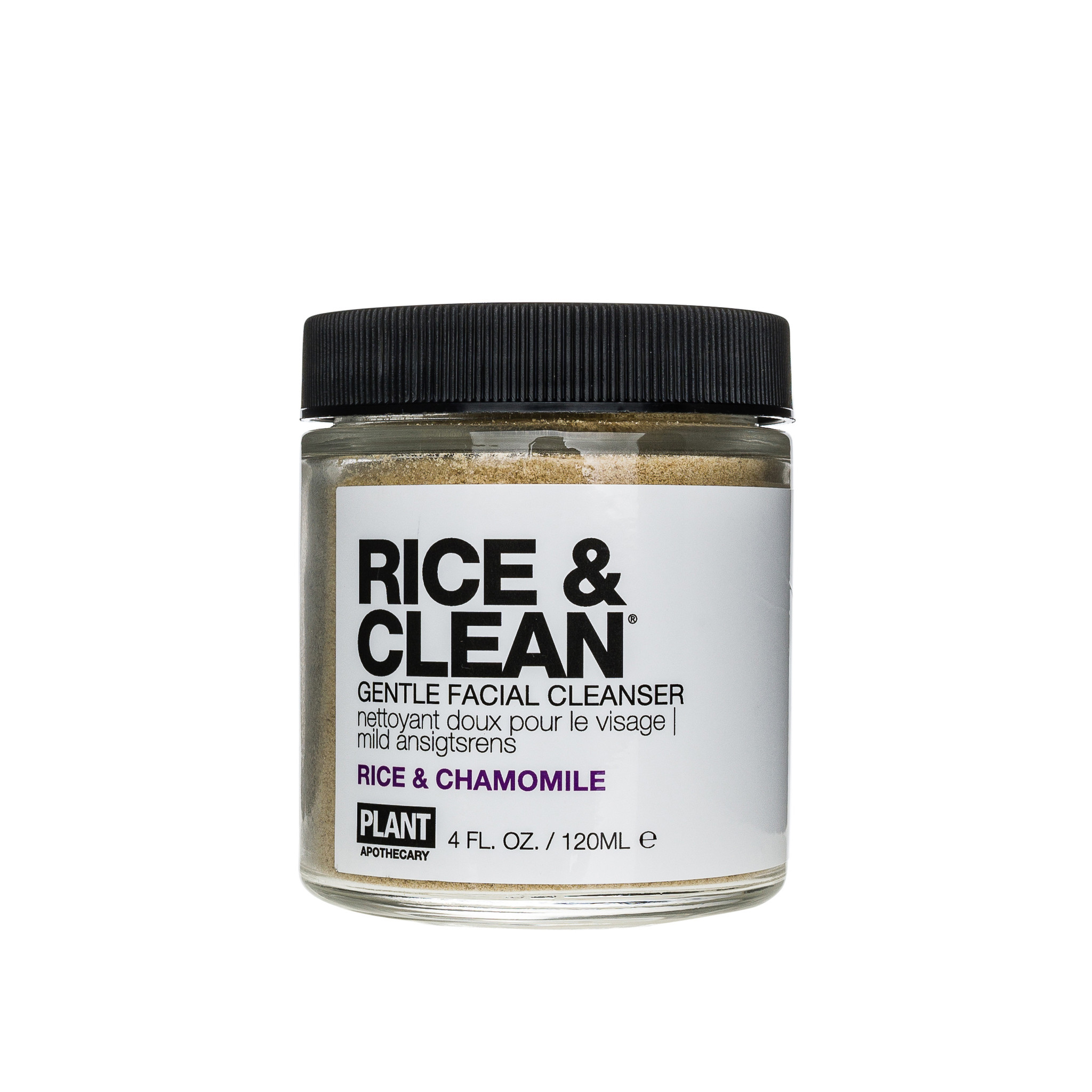 Plant Apothecary Rice and Clean