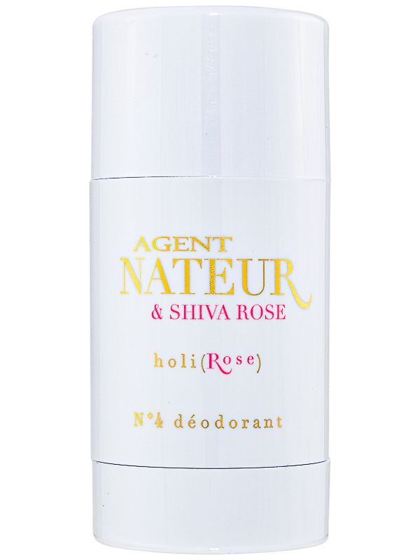 Agent Nateur Holi Rose Deodorant