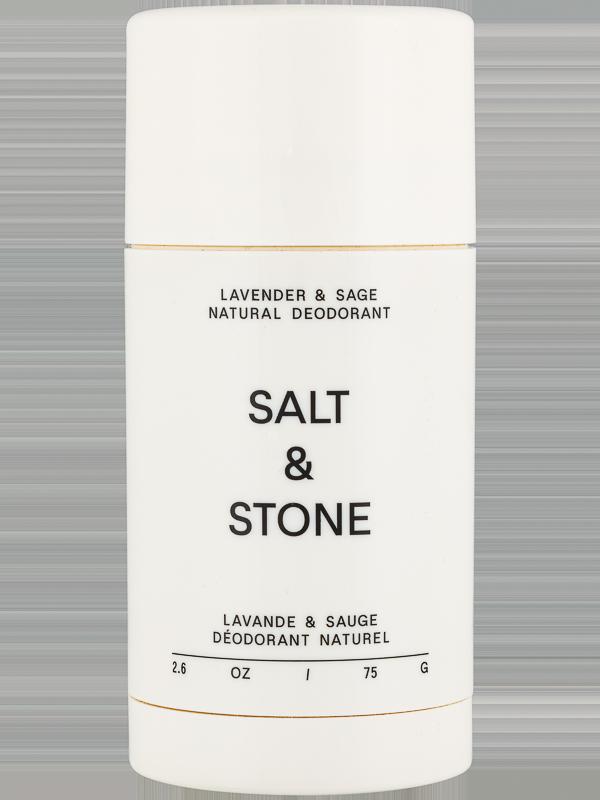 Salt & Stone Lavender and Sage Deodorant