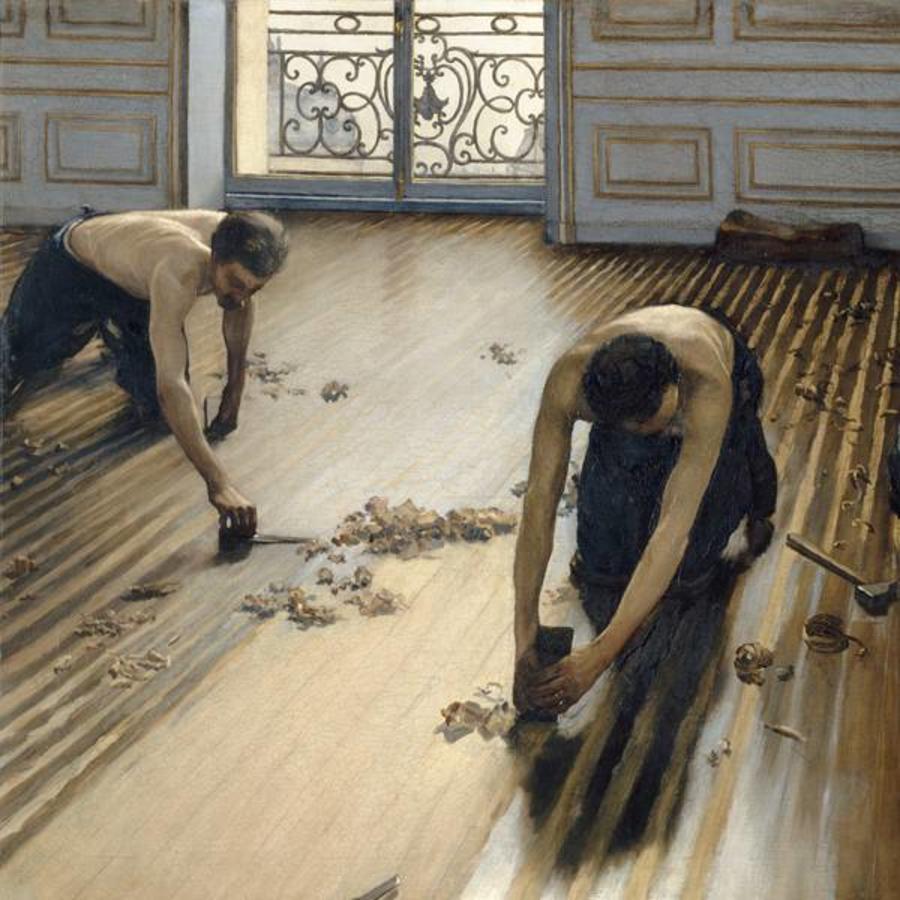 afwerking & onderhoud van houten en stenen vloeren