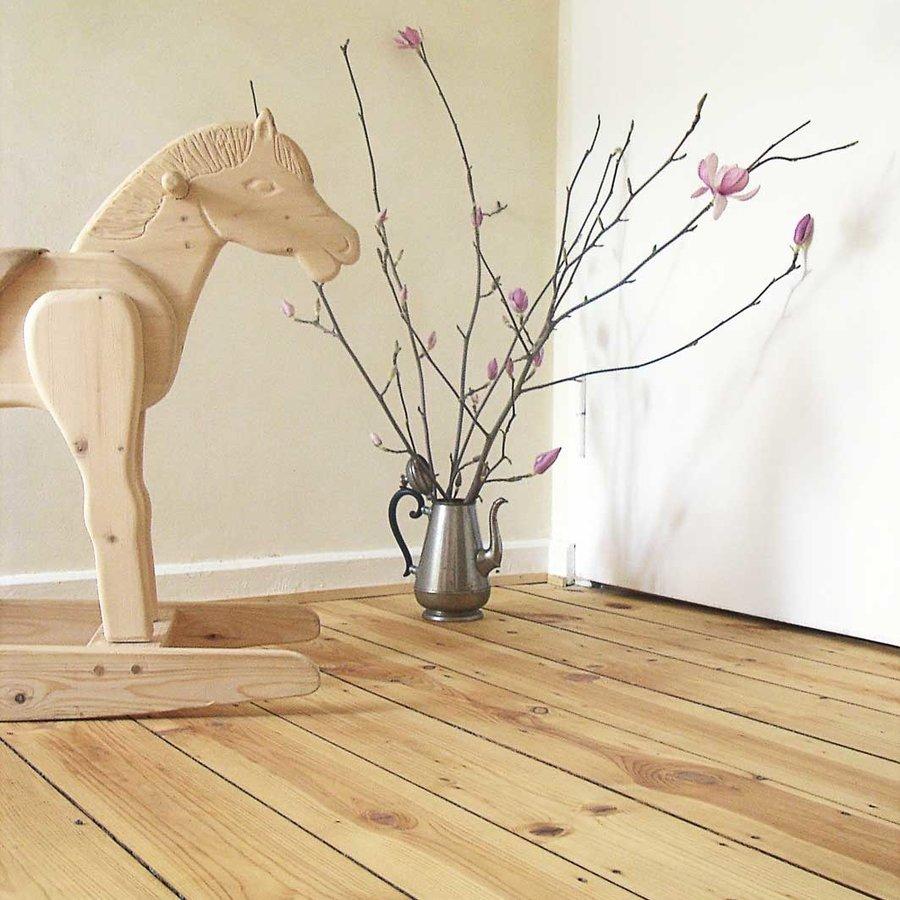 oliën van houten vloeren, tafel- en werkbladen e.d.