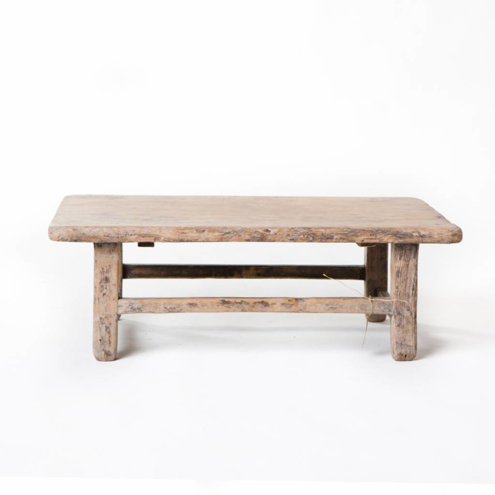 Old rustic Chinese side table