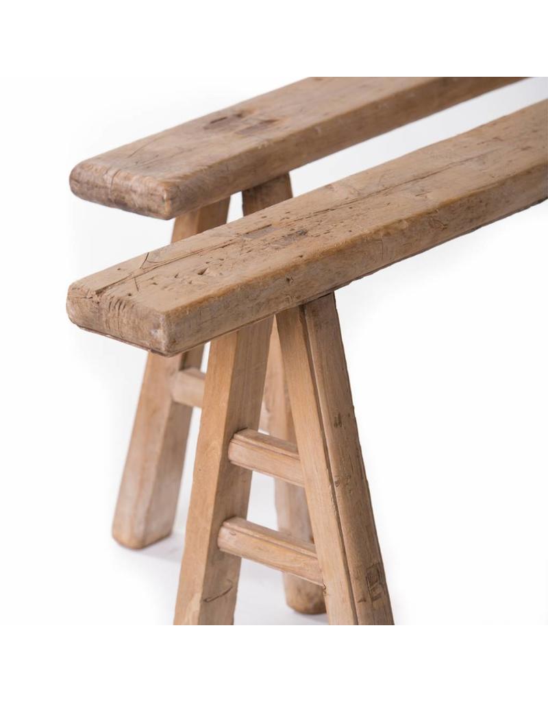 Remarkable Antique Chinese Plain Wooden Bench Uwap Interior Chair Design Uwaporg