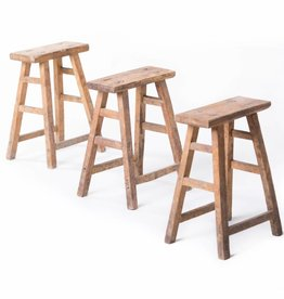 Old Chinese Student stools