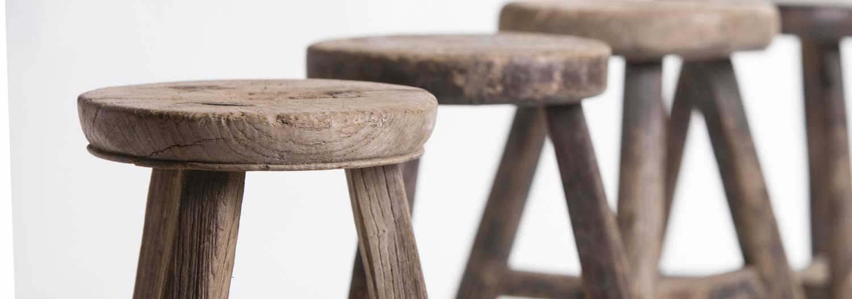 round stools