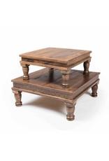 Nieuw gemaakte Bajot tafel