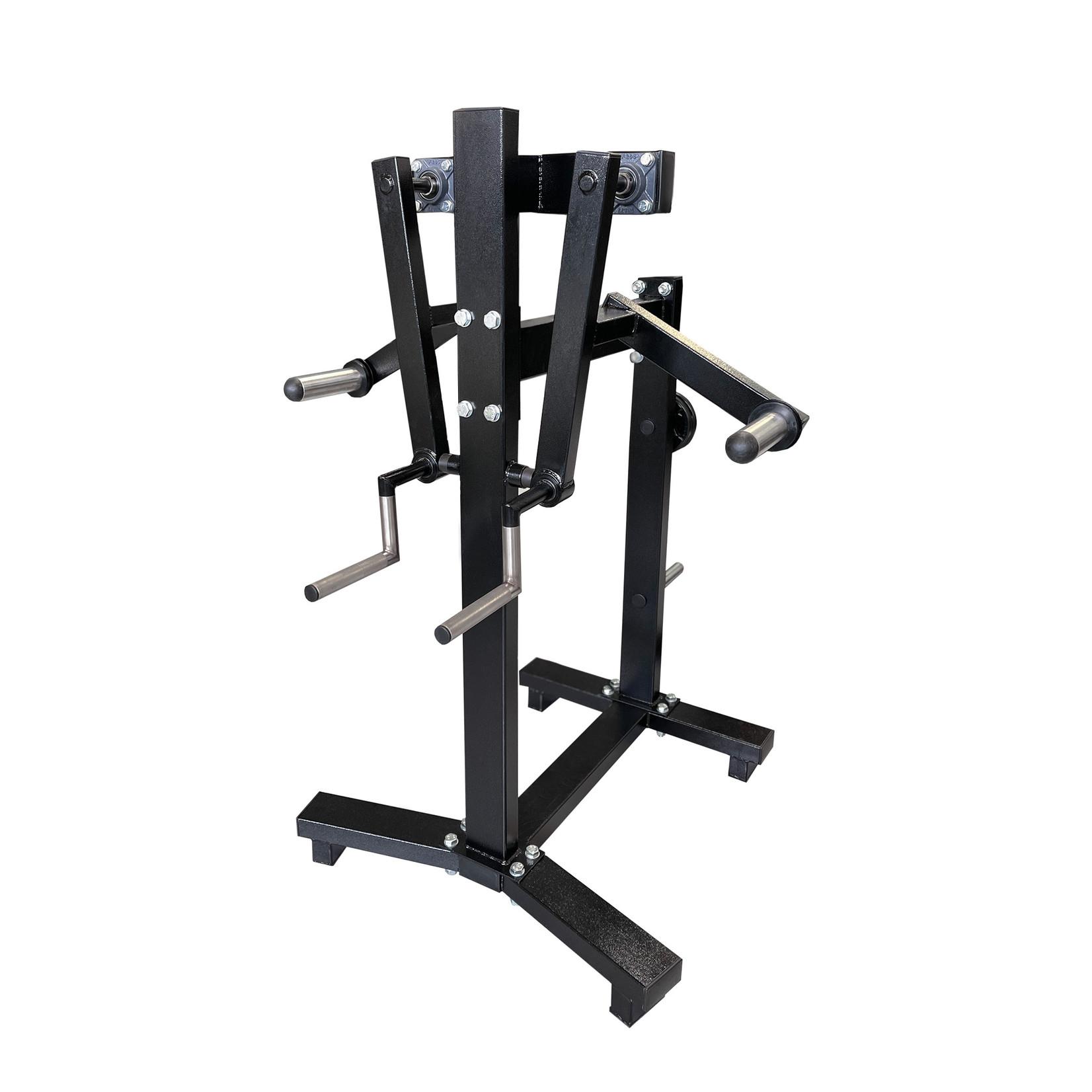 Standing  Lateral Shoulder Raise Machine 3PLX