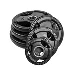 Olympic Weight Plates Rubber Coated SET 155 kg  50mm